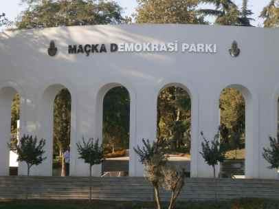 'Democracy Park'